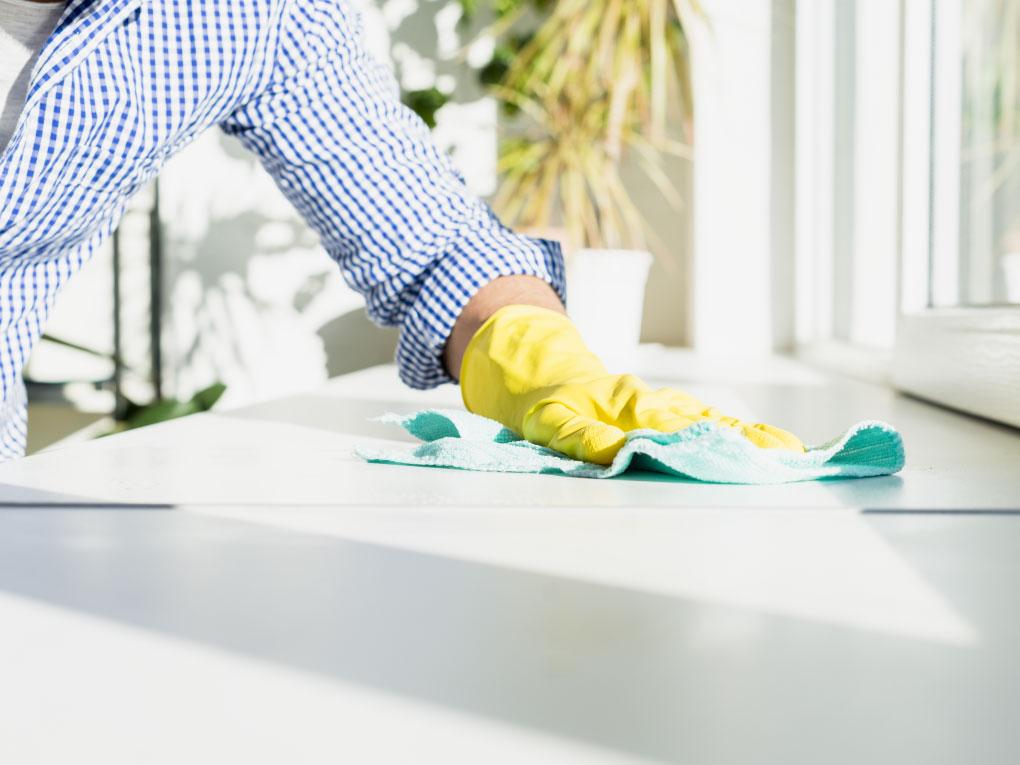 รักษาความสะอาด