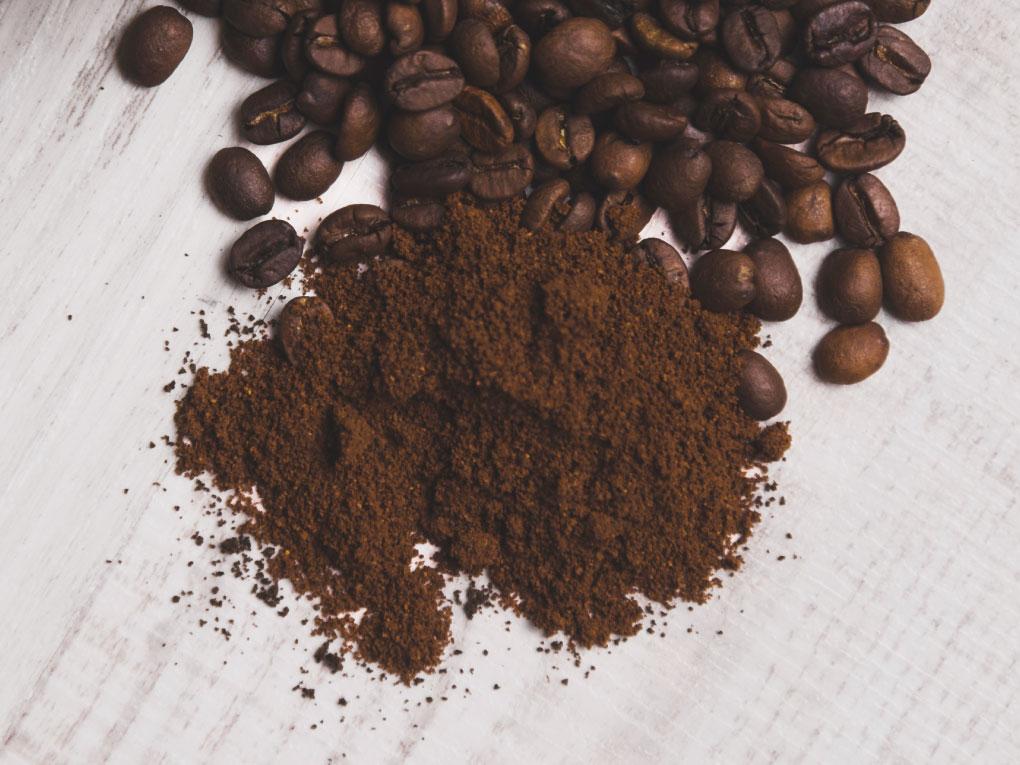 กากกาแฟ