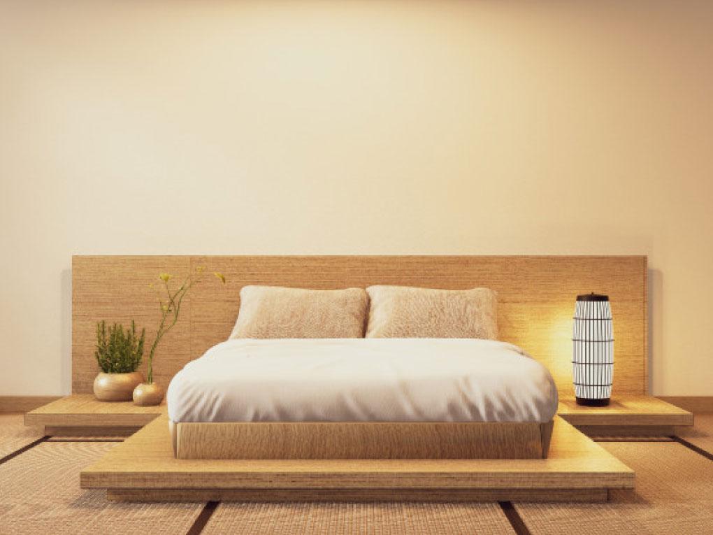 เตียงที่เหมาะกับห้อง