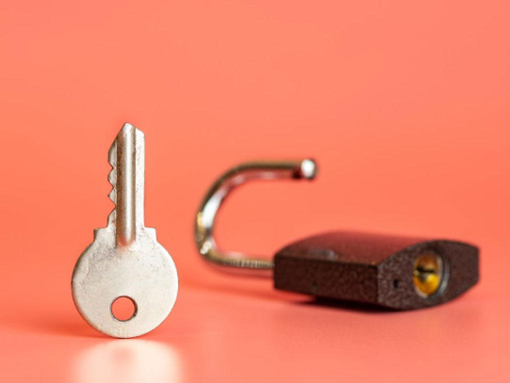 แบบกุญแจต่างๆ