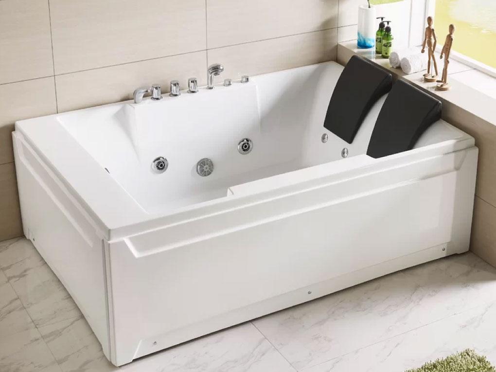 ขนาดอ่างอาบน้ำ