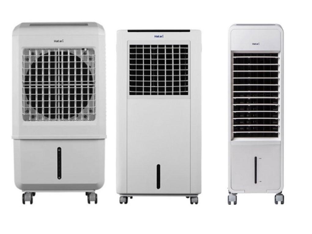 พัดลมไอเย็นมีประเภทไหนบ้าง
