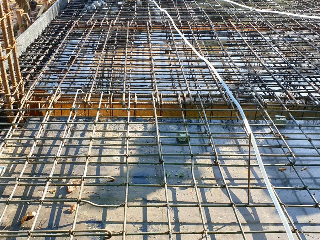 โครงสร้างส่วนพื้น