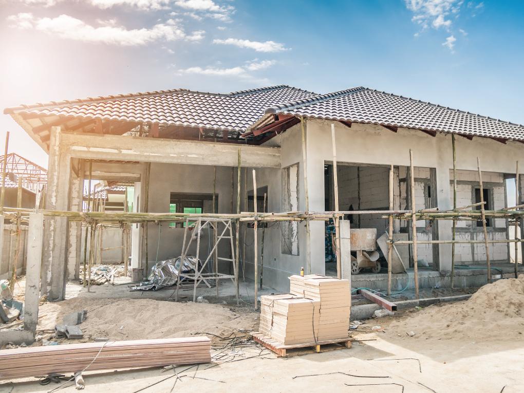 ซื้อที่สร้างบ้านจ่ายภาษีขายบ้าน