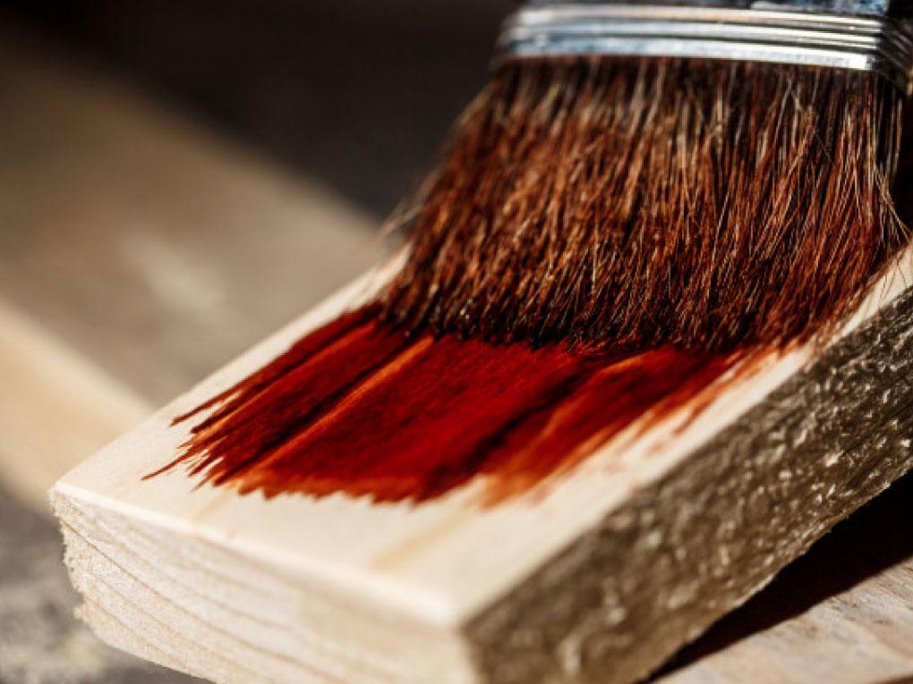 เลือกสีทาไม้
