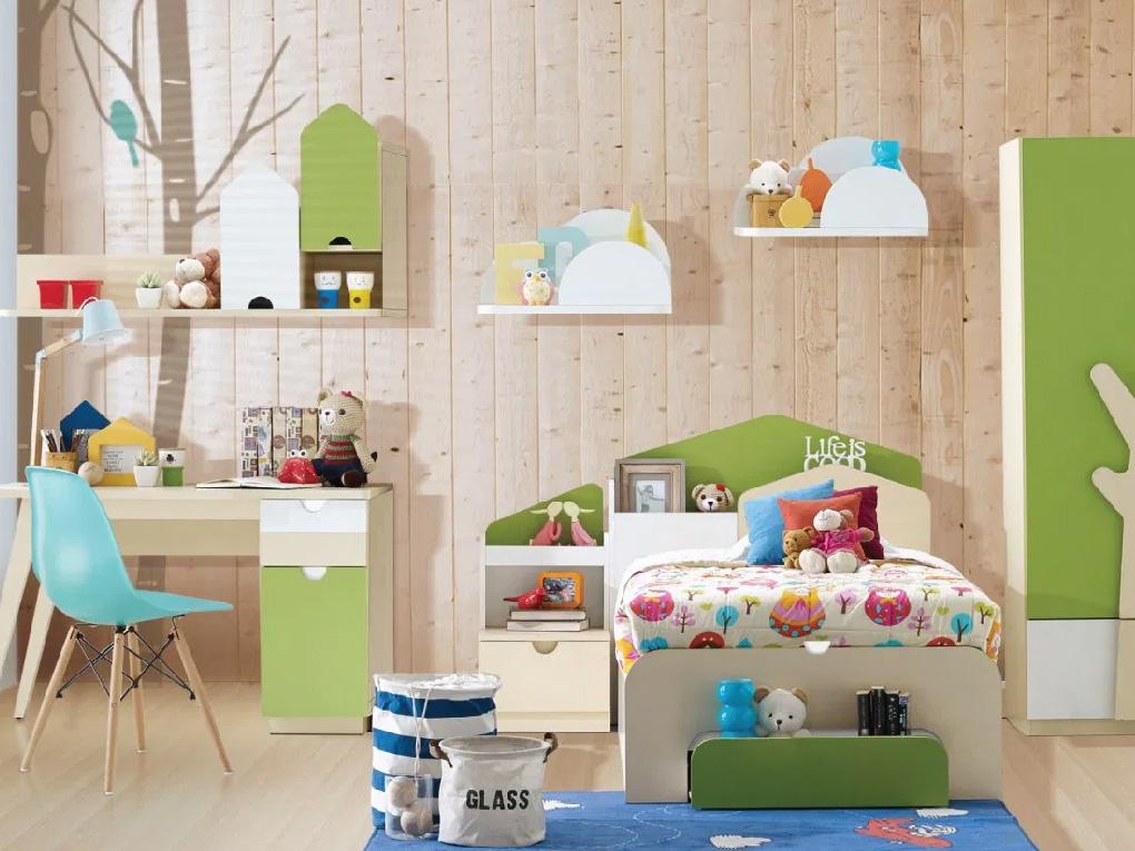 หลักการจัดห้องเด็ก