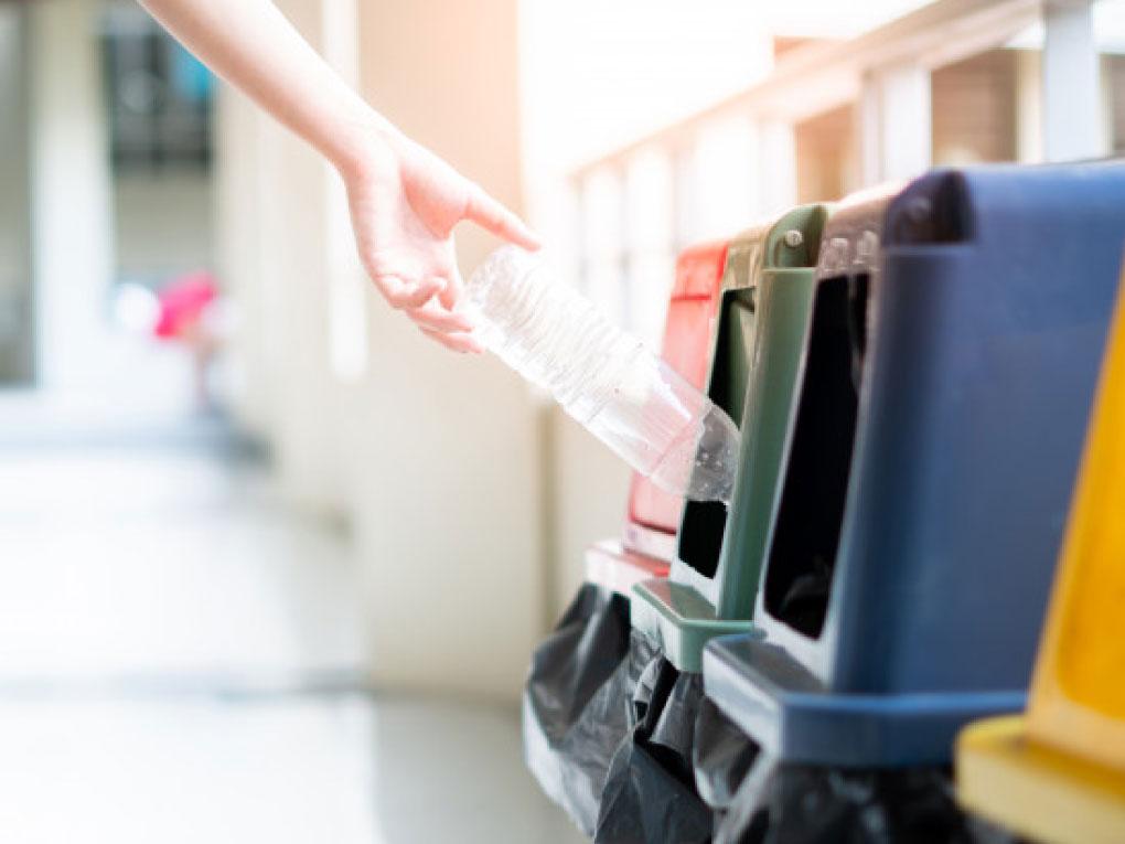 แยกขยะภายในโรงพยาบาล