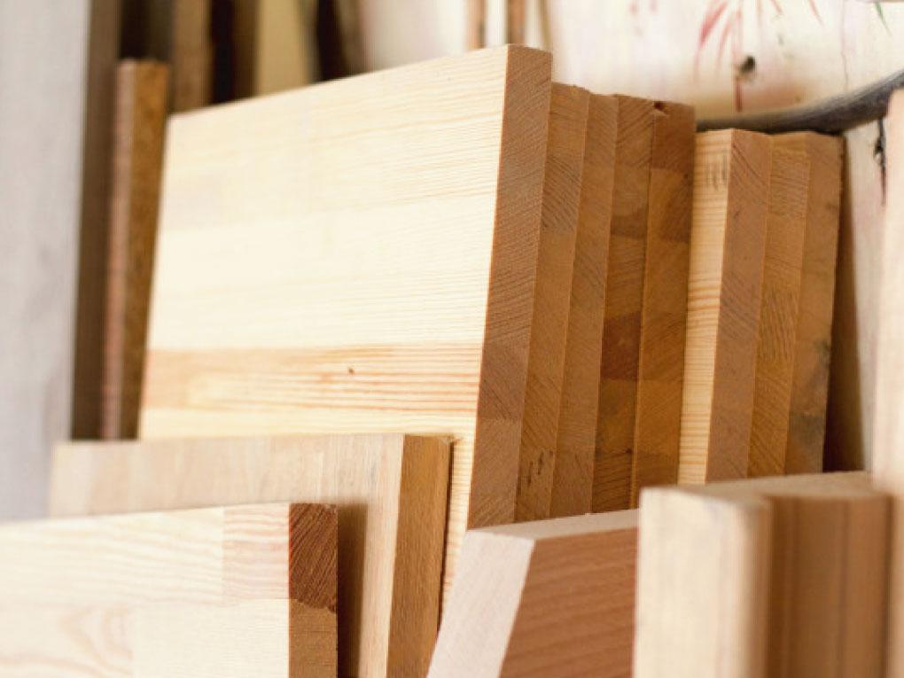 ไม้ที่นิยมทำเฟอร์นิเจอร์