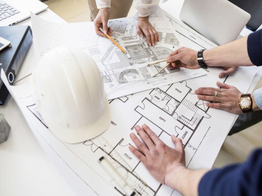 วางแผนงานก่อสร้างบ้าน