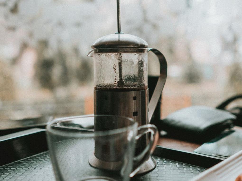 เครื่องชงกาแฟแบบเฟรนซ์เพรส