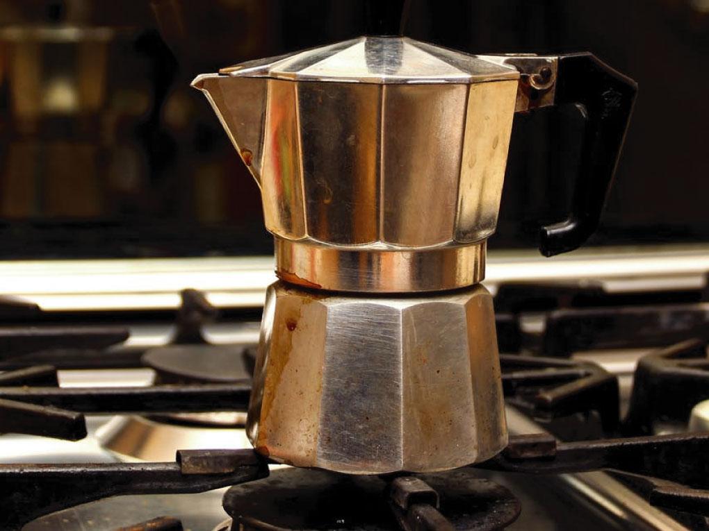 เครื่องชงกาแฟแบบมอคคาพอต