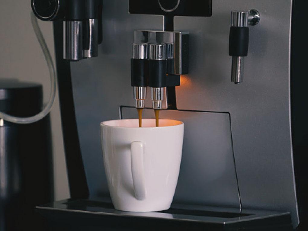 เครื่องชงกาแฟแบบอัตโนมัติ