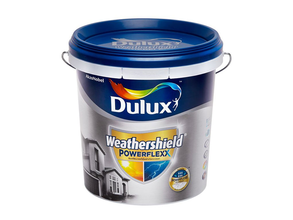 Dulux Weathershield powerflex
