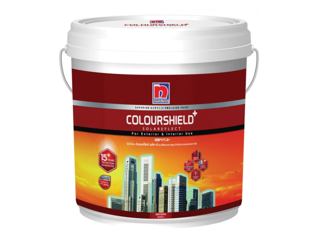 Nippon Paint ColourShield Plus