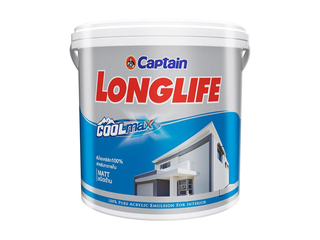 Captain Longlife Coolmax