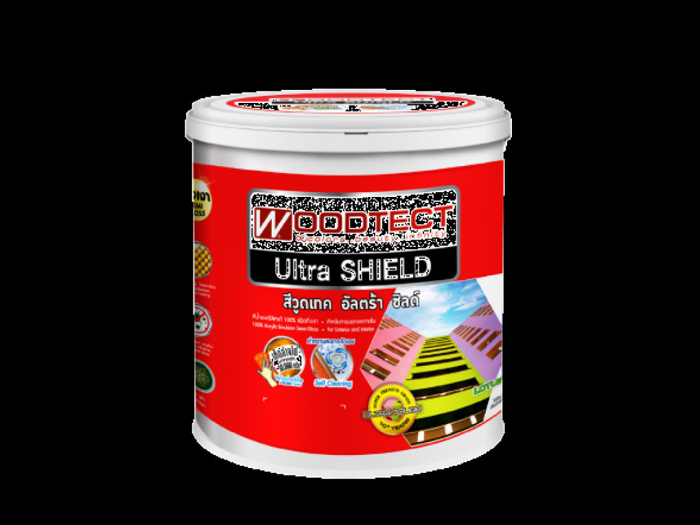 Woodtect Ultra Shield all weather