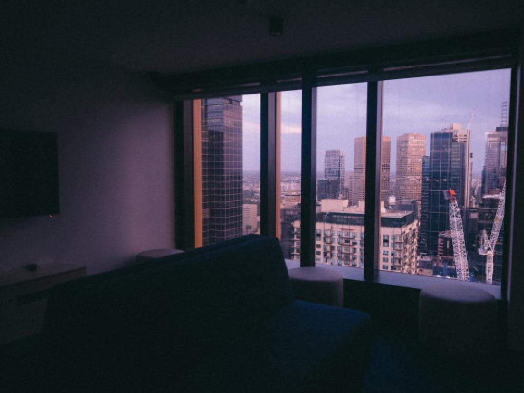 ห้องนอนที่ไม่ระบายอากาศได้