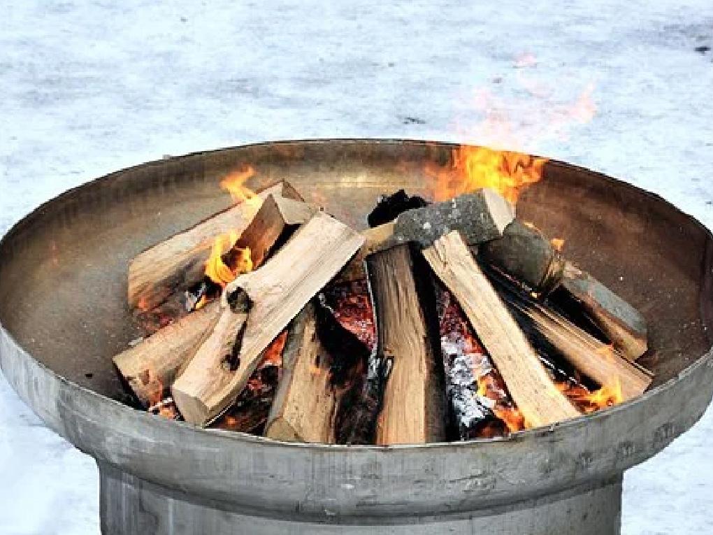 ขั้นตอนการเผาถ่าน