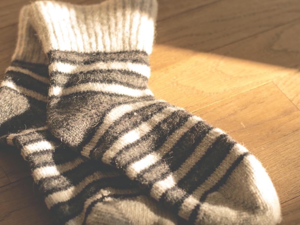 ขายอะไรดี ถุงเท้า
