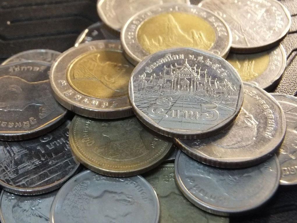 เหรียญบาท
