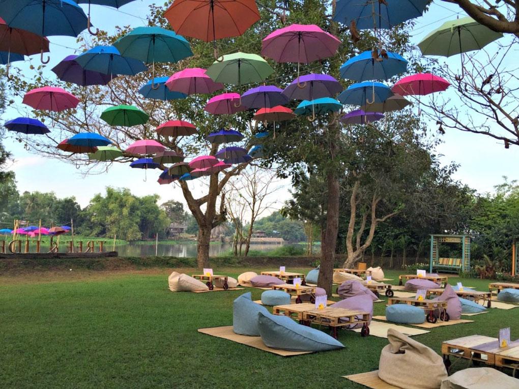Tree & Tide Riverside Café