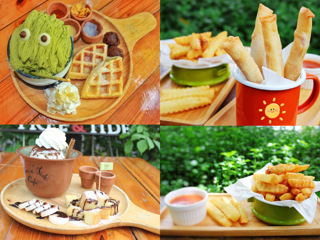Tree & Tide Riverside Café 2