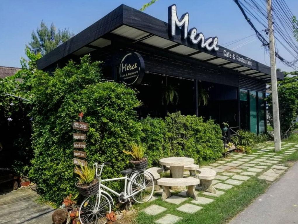 Merce Cafe & Restaurant