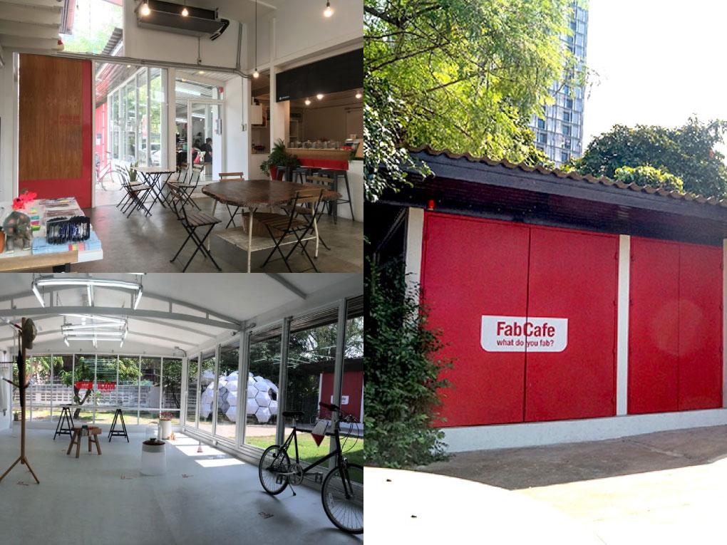FabCafe Bangkok