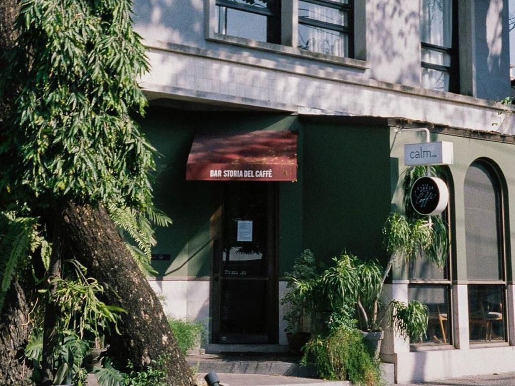 Bar Storia del Café