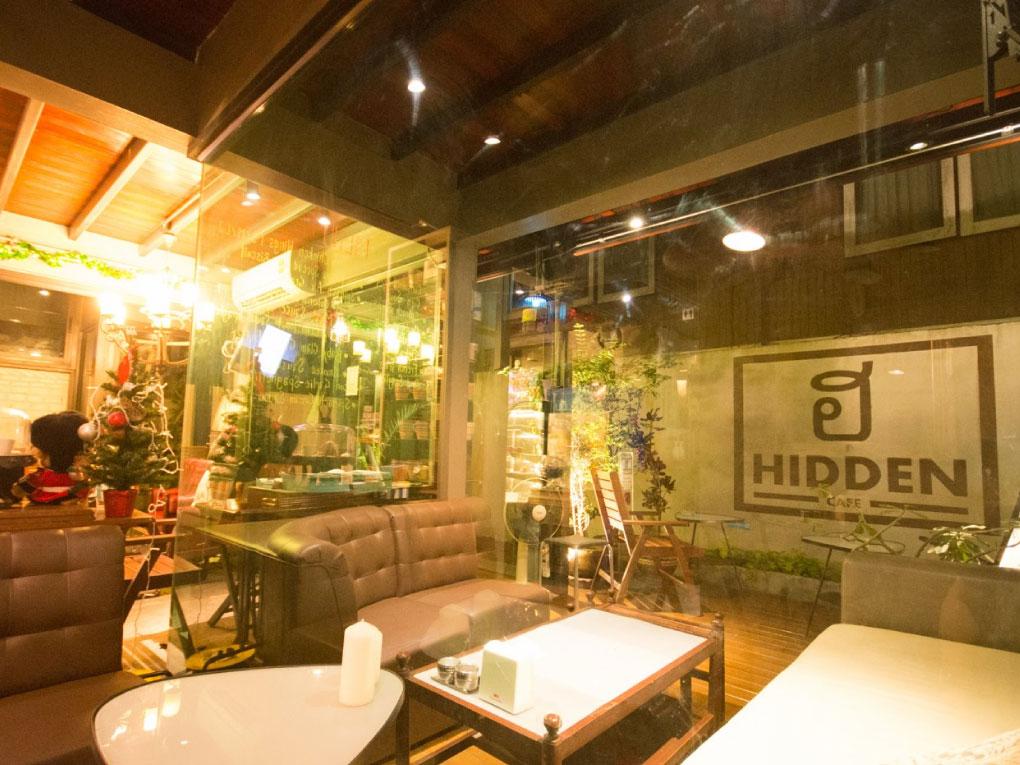 Hor Hidden Café