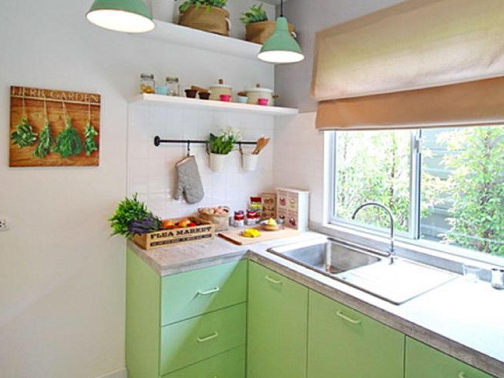 แบบห้องครัว แบบที่ 15