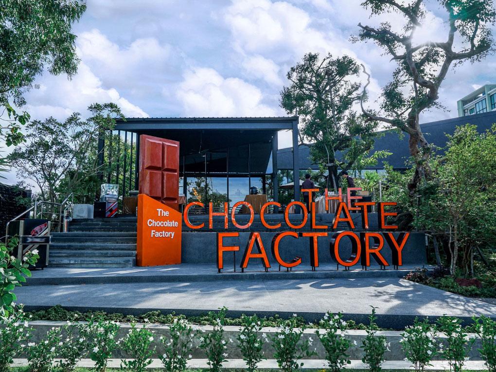 The Chocolate Factory KhaoYai