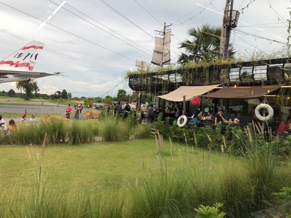Airplane park