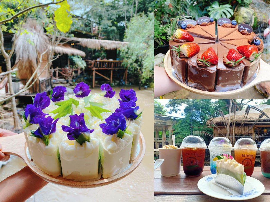88 Coffee in Khaoyai 2