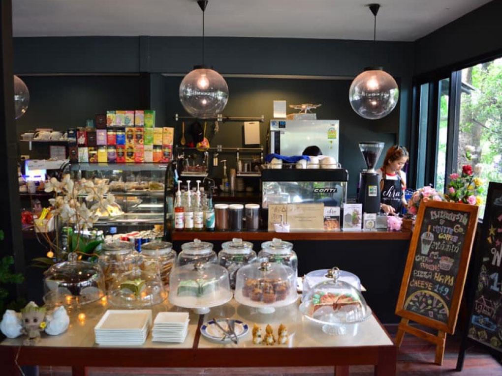 CHRA Café