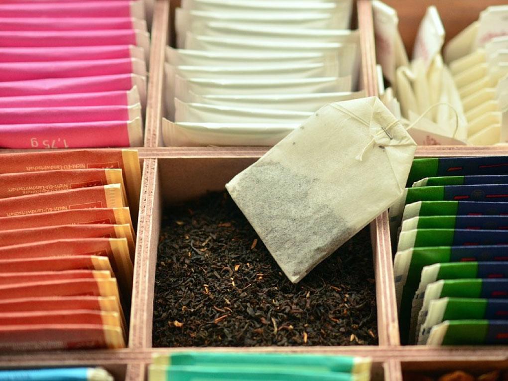 ถุงชาดับกลิ่น