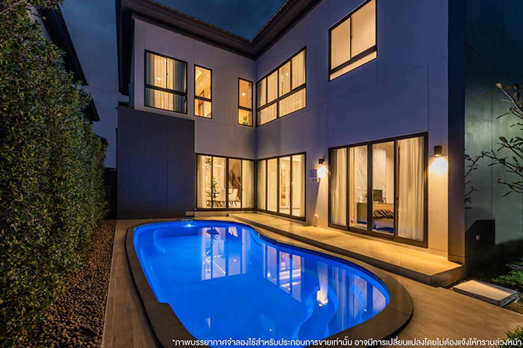 ปาล์มสปริงส์ พริวาโต้ pool villa