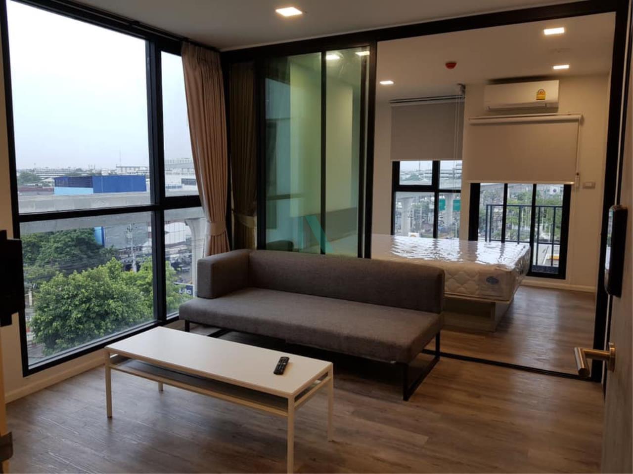 For rent Modiz Station 2 bedroom 7th floor near BTS Lak Si Monument.