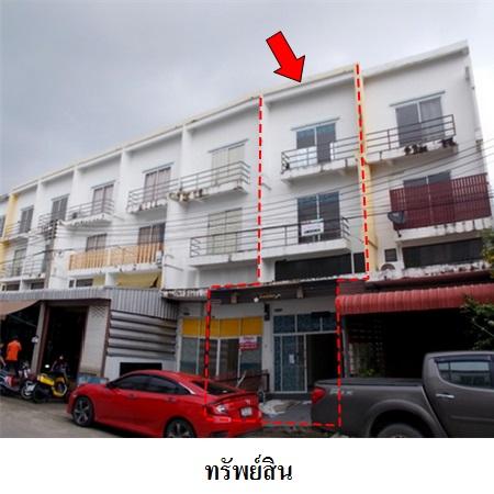 ขาย อาคารพาณิชย์ ตำบลรังสิต อำเภอธัญบุรี จังหวัดปทุมธานี