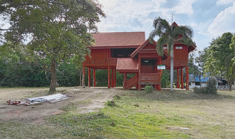 ขายถูก! บ้านเดี่ยว จังหวัดมหาสารคาม 02-88-06481