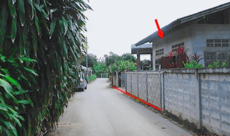 ขายถูก! บ้านเดี่ยว จังหวัดลำปาง 02-88-07651