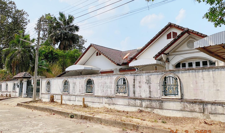 ขายถูก! บ้านเดี่ยว หมู่บ้านปิยะพร จังหวัดอุบลราชธานี 02-88-08203