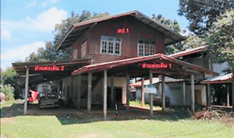 ขายถูก! บ้านเดี่ยว หมู่บ้านชุมชนบ้านอาเลา 02-88-08370
