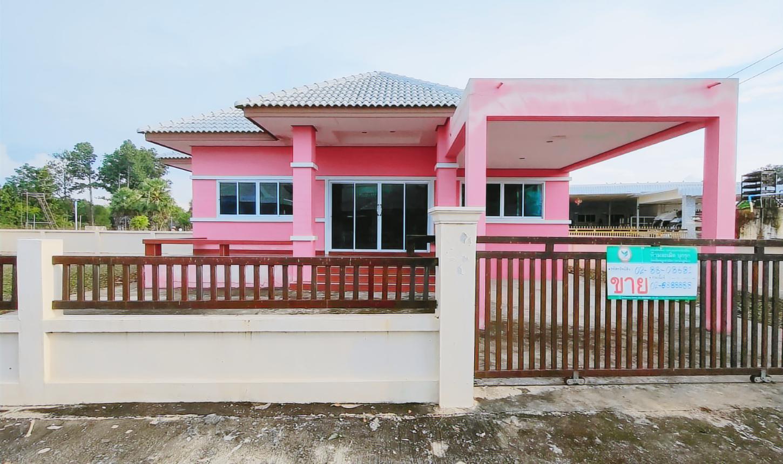 ขายถูก! บ้านเดี่ยว หมู่บ้านสิริมงคล จังหวัดพิษณุโลก 02-88-08681