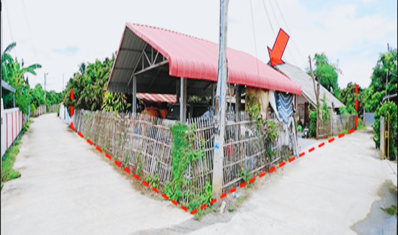 ขายถูก! บ้านเดี่ยว หมู่บ้านท่าช้าง จังหวัดลำพูน 02-88-08838