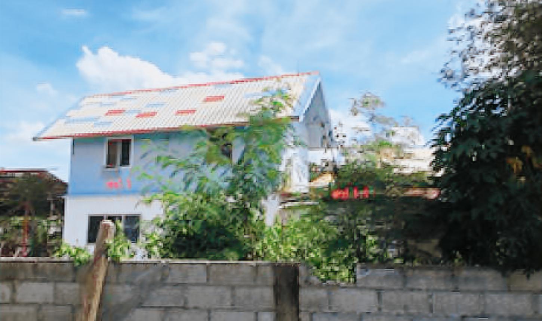 ขายถูก! บ้านเดี่ยว จังหวัดมหาสารคาม 02-88-09179