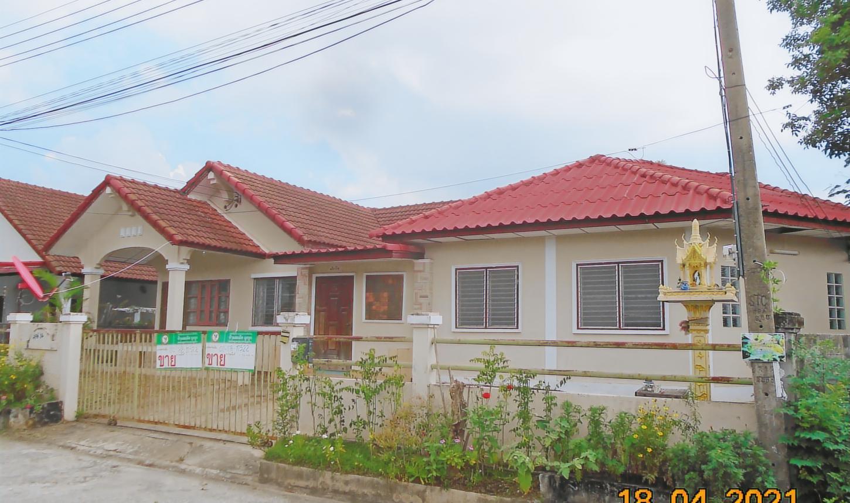ขายถูก! บ้านเดี่ยว หมู่บ้านนวคาม จังหวัดพิษณุโลก 02-88-11522