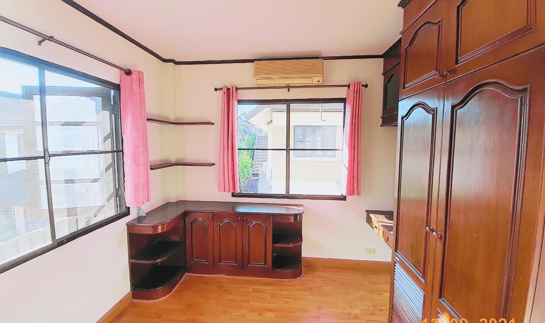 ขายถูก! บ้านเดี่ยว หมู่บ้านนันทนา 1 จังหวัดเชียงใหม่ 02-88-12149