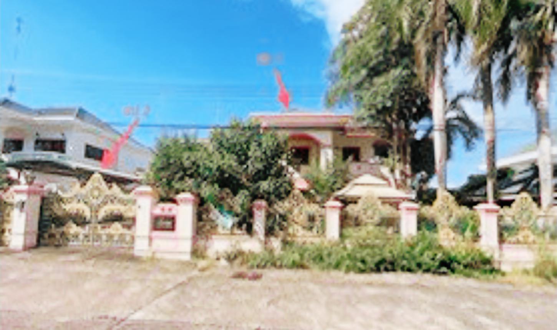 ขายถูก! บ้านเดี่ยว หมู่บ้านไดมอนด์เฮ้าส์ จังหวัดชลบุรี 02-88-12167