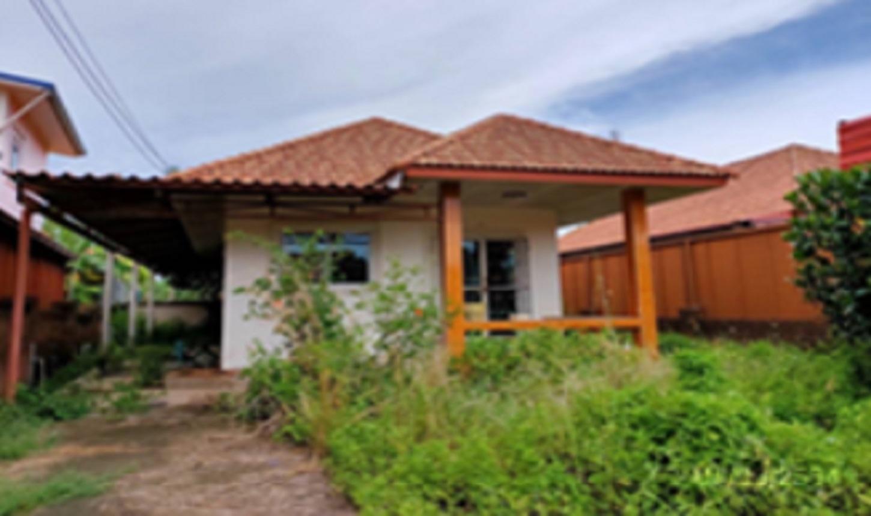 ขายถูก! บ้านเดี่ยว หมู่บ้านฑิรานาวากูล จังหวัดชลบุรี 02-88-12168